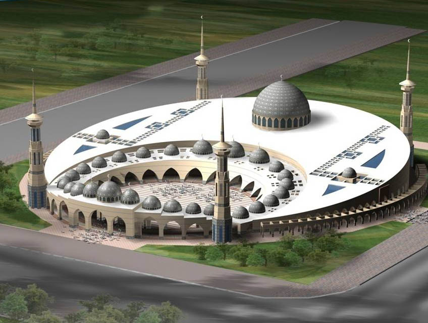 Sabah Al-Ahmad Islamic Center1