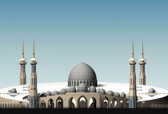 Sabah Al-Ahmad Islamic Center2