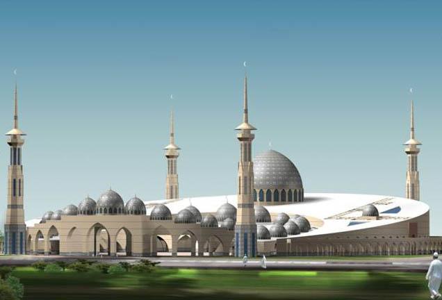 Sabah Al-Ahmad Islamic Center3